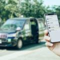タクシーアプリGO、「サービス指定」機能を一部エリアで開始 車いす対応車両など指定可能に