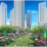 【西新宿スマートシティ】10年間の活動と今後の展望 オープンスペースを活用して人が集まる街に