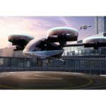 空飛ぶクルマ、サービス提供に向けJAL・住友商事・Bellが提携