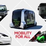 トヨタ 自動運転レベル4実証実験 最先端モビリティで東京オリパラをサポート