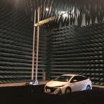 パナソニック 5G搭載車の通信性能を車両丸ごと測定可能な大型電波暗室を構築 自動運転とコネクテッドカーに向けて