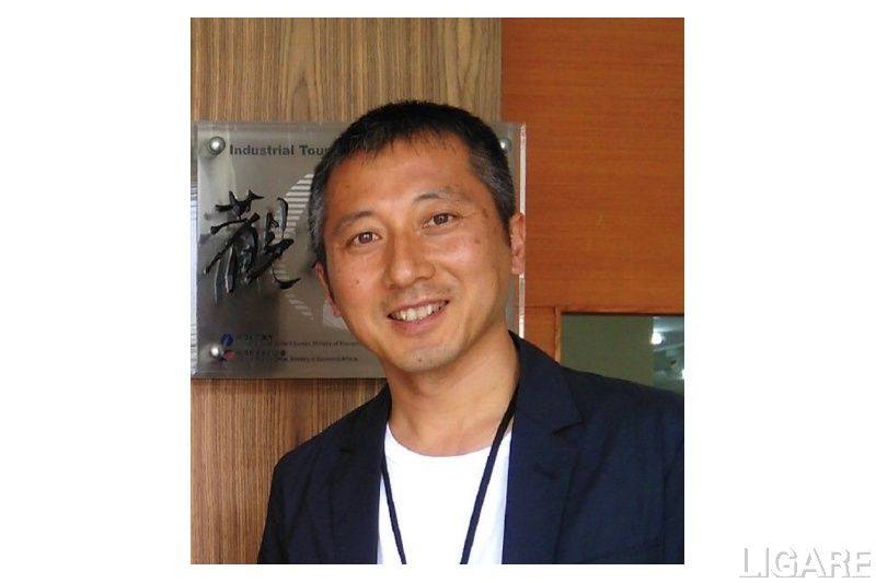 浜松市デジタル・スマートシティ推進事業本部の瀧本陽一氏