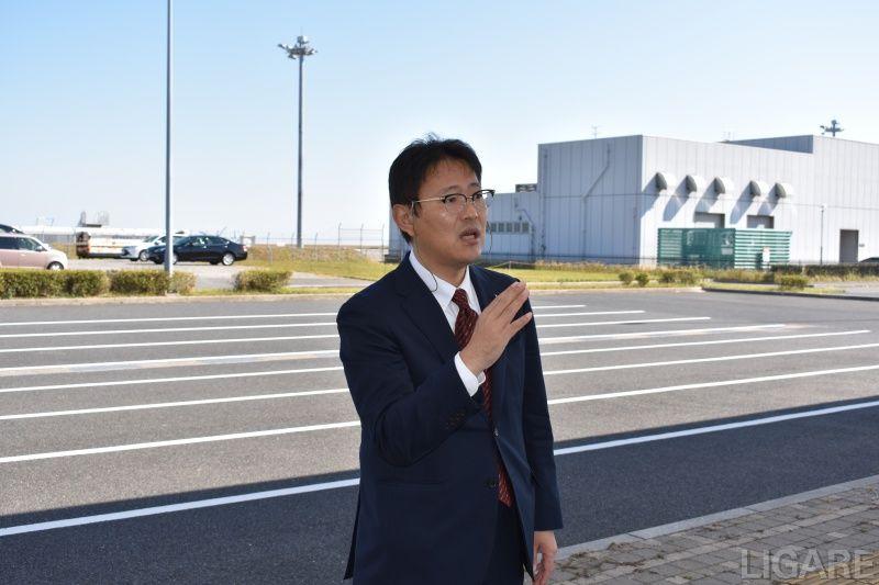 ネクスト・モビリティ 代表取締役社長 兼 COO 田中昭彦氏