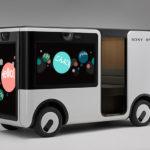 ソニーとヤマハが共同開発した自動運転車両「SC-1」 2019年度中にサービス提供開始予定