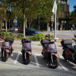 電動スクーターのシェア・サブスク、SEATがバルセロナで開始