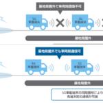 ソフトバンク 基地局圏外で5G車載端末間の自律的な直接通信で低遅延通信に成功 世界初