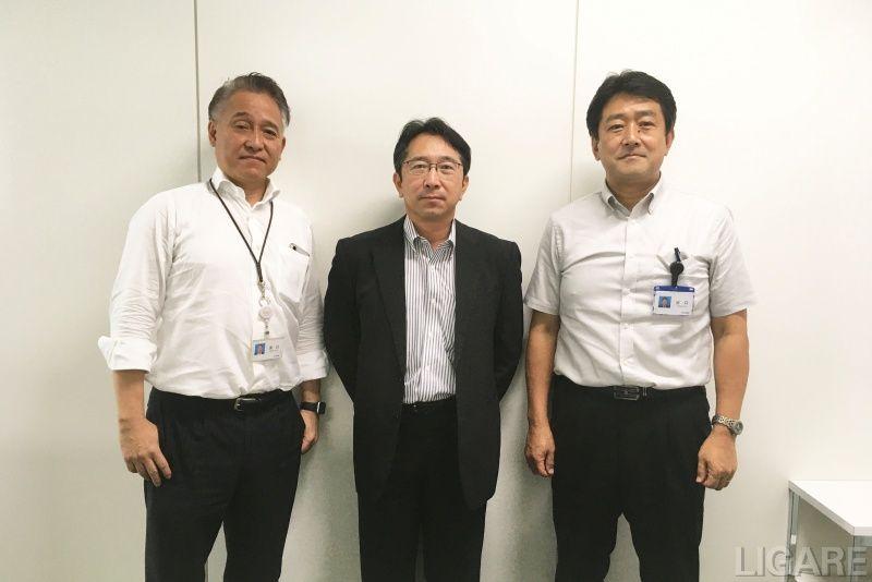 清水建設インタビュー。溝口龍太氏、宮田幹士氏、谷口精寛氏