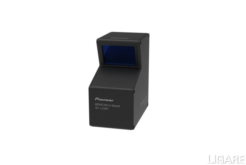 【パイオニア製3D-LiDARセンサー 2018年モデル】