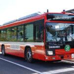 JR東日本が気仙沼BRTの一部区間で自動運転バスの試乗会を開催