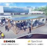 MaaS時代のモビリティステーション構築へ JXTGがOpenStreetに資金参画し協業