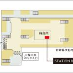 仙台駅設置場所(新幹線)