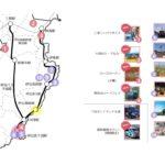 デジタルパス詳細:観光施設5種類と、交通系2種類が新規追加