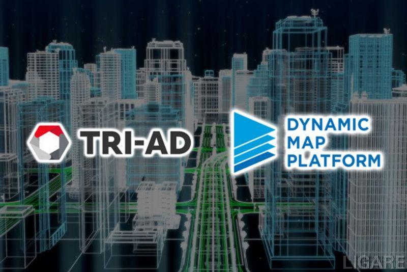 TRI-ADとDMPのロゴ