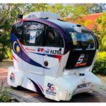 5Gを用いた自動運転実証、マレーシアで実施 パイオニアのグループ企業がLiDAR開発