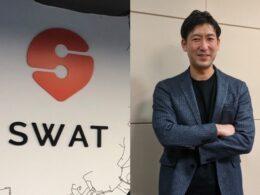 SWAT Mobility Japan代表取締役の末廣将志氏