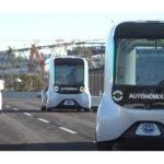 トヨタ「e-Palette」実用化に向け加速 オリパラやWoven Cityでも走行