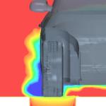 東洋ゴム、自動運転・EV化に向け新技術 タイヤの空力特性高める